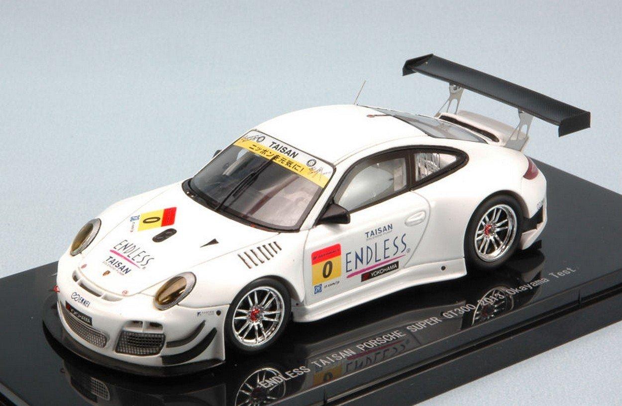 primera vez respuesta Ebbro EB44949 Porsche Porsche Porsche 997 GT3 N.0 Okayama Test Super GT300 2013 1:43 Die Cast  la red entera más baja