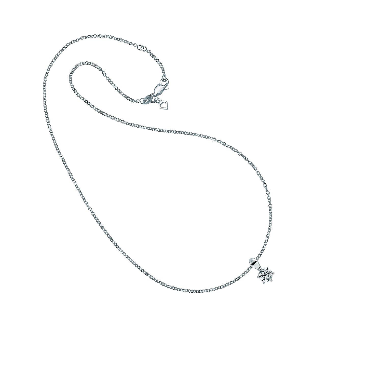DIAMONFIRE COLLAR silver CIRCONITA 5MM 1310021098