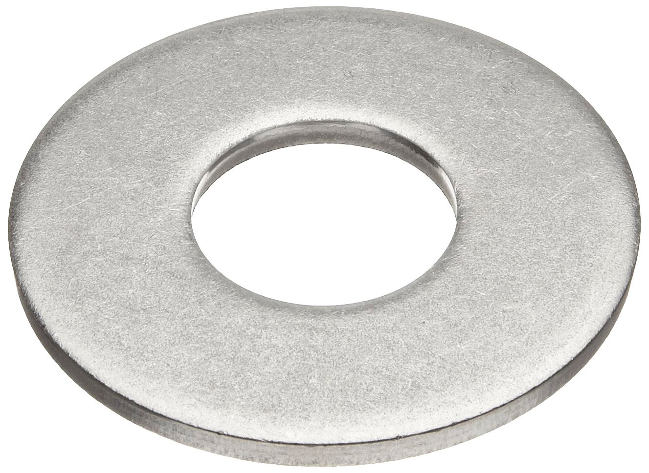 0.164 Nominal Thickness 3//4 Hole Size 0.938 ID 2.250 OD Made in US 18-8 Stainless Steel Flat Washer