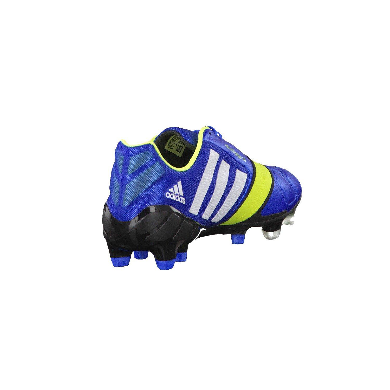 L44753 Adidas Nitrocharge 1.0 TRX FG Blau Blau Blau 40 2 3 UK 7 723c03