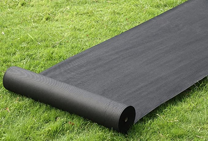 Durable Heavy Duty Garden Weed Control Ground Cover Membrane Landscape Fabric Soil Erosion Control and UV stabilized BOI Landscape Ground Cover