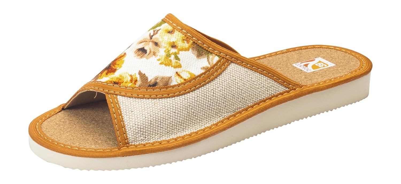 Confort femmes chaussons cuir ouverts de lin ou liege femmes orteil fermés ou ouverts pantoufles tailles 36-41 Lw05e 450b4eb - fast-weightloss-diet.space