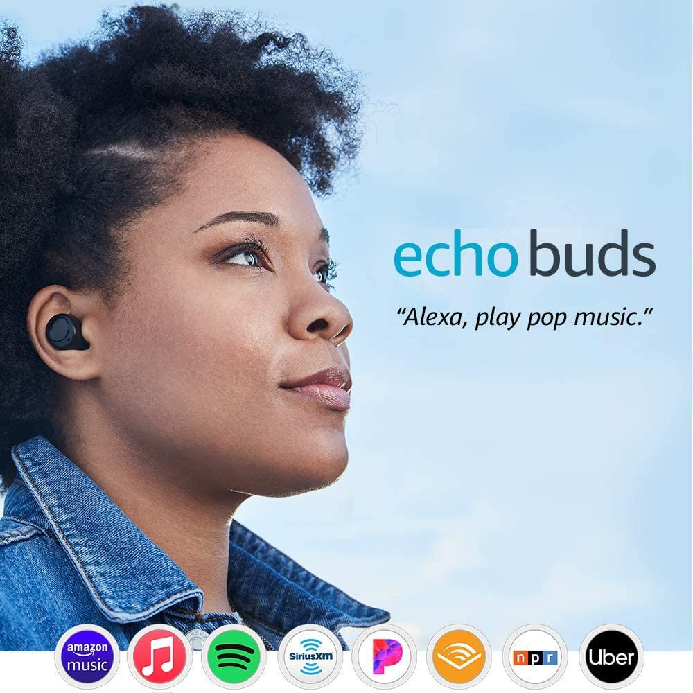 Amazon Wireless 1st Gen Echo Buds $79.99 Coupon
