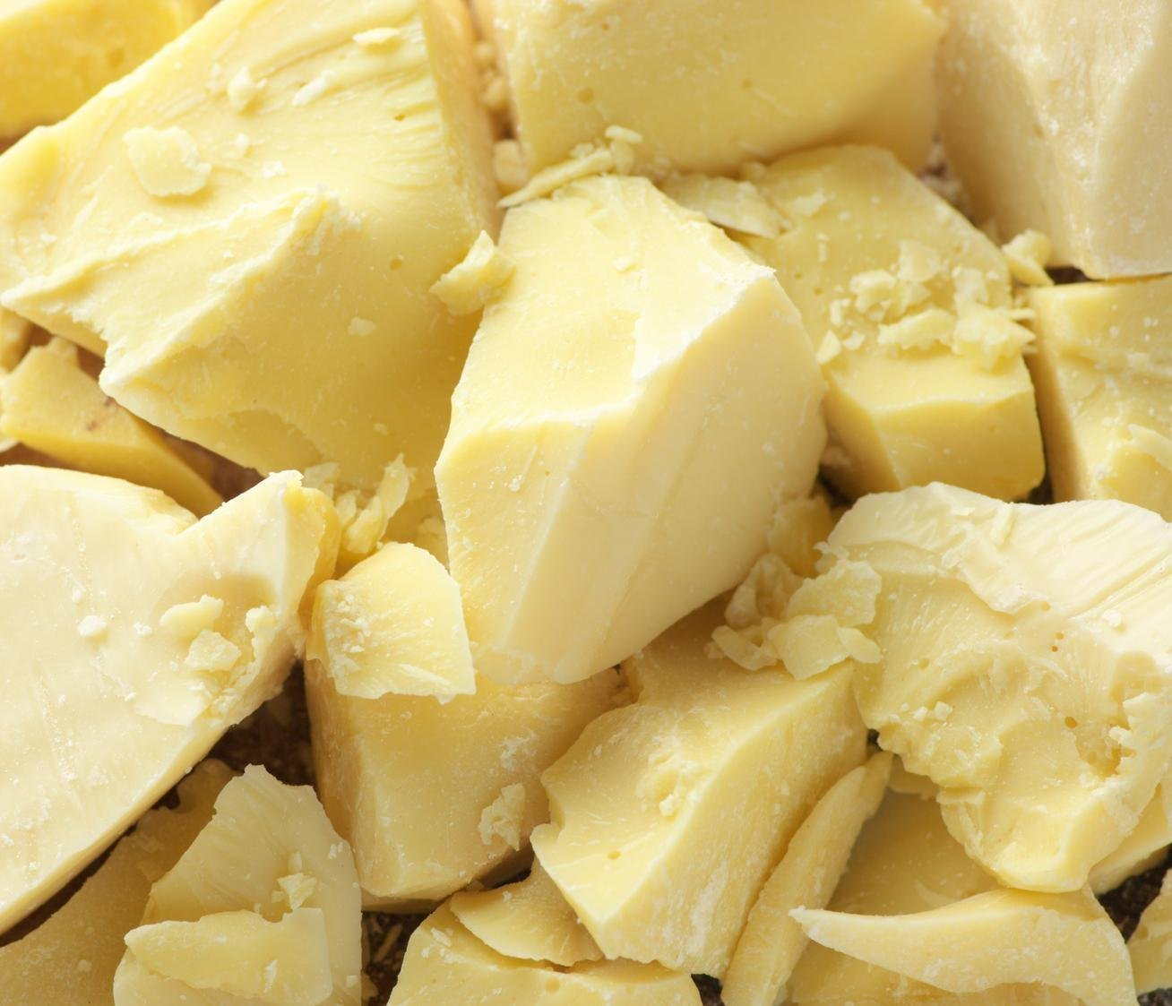 Cocoa Butter Food-Grade Pure Natural Unrefined 1 Kg ($1.05/oz) ROCKETROBIN.CA INC.