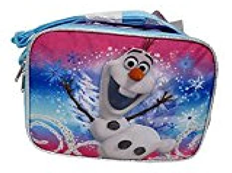 Review Disney Frozen Olaf Lunch
