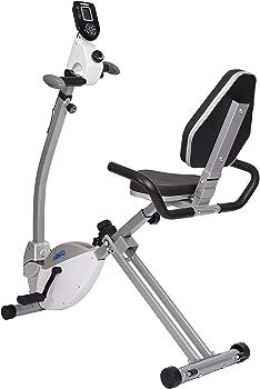 Stamina 15-0340 Recumbent Exercise Bike w/ Upper Body Exerciser