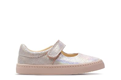 4f10c0d3c08ef Clarks City Gleam Girls First Shoes: Amazon.co.uk: Shoes & Bags