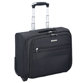 a23314489a8f0 NOWI Cologne 2-Rollen Business Trolley 42 cm Laptopfach  Amazon.de ...