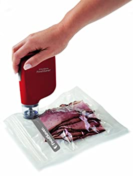 FoodSaver Handheld Vacuum Sealer