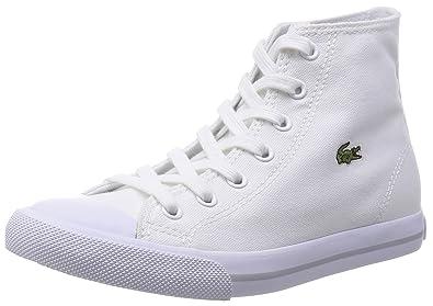 Lacoste Women's Trainers White White