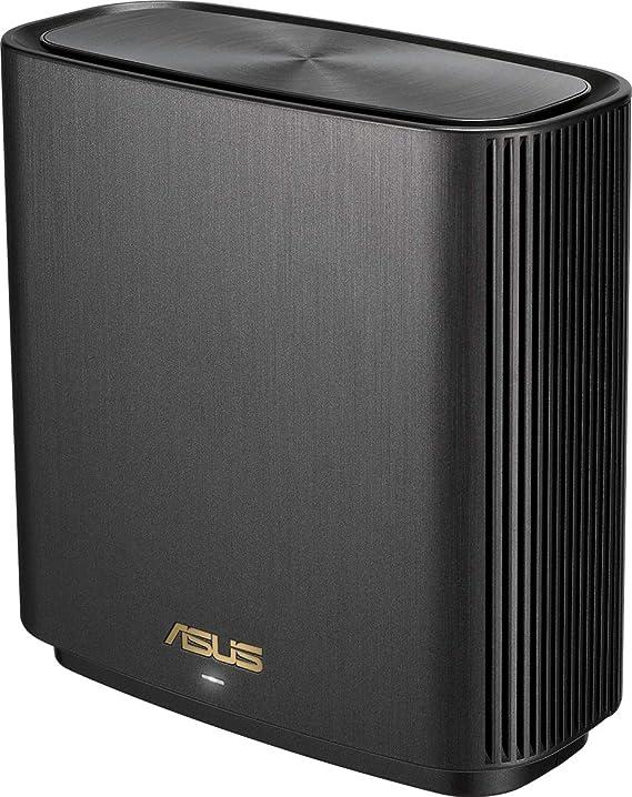 Asus Zenwifi Ax Xt8 Router Ai Mesh Wlan System Wifi 6 Ax6600 Tri Band 3x Gigabit