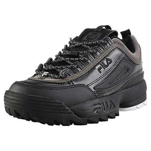Fila Lh2 Ml3 Disruptor Mujeres Zapatillas Moda - 39.5 EU: Amazon.es: Zapatos y complementos