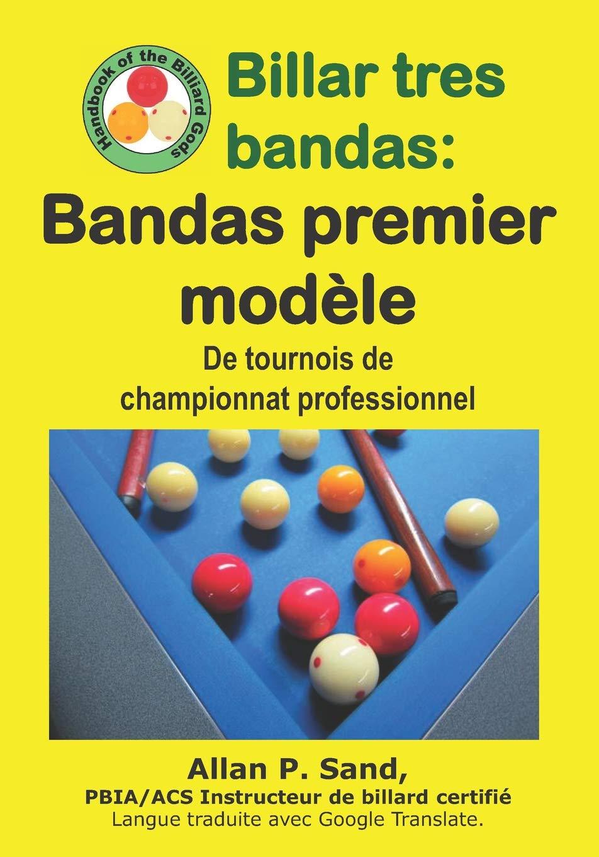 Billar tres bandas - Bandas premier modèle: De tournois de ...