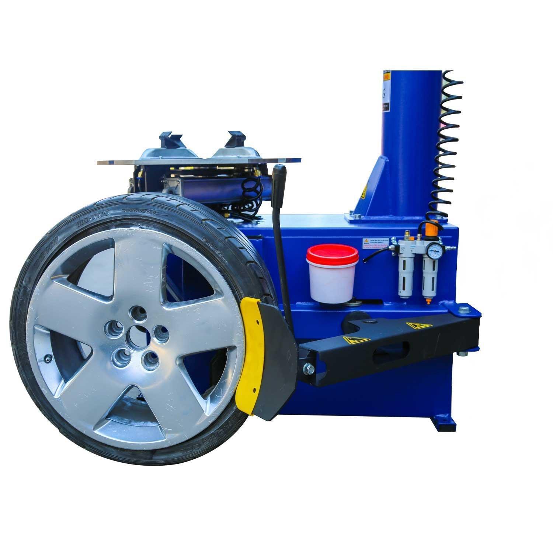 12 Month Warranty 1.5 HP Tire Machine Tire Changer Wheel Changers Machine Balancer Rim Clamp Combo 560-680 12-21