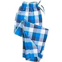 Big Boys Young Cotton Plaid Lounge Pants Sleepwear Bottoms 8 10 12 14 16