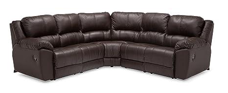Amazon.com: Montgomery 41174 5-Seat Curved Corner Reclining ...