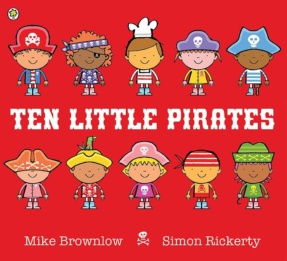 Download Ten Little Pirates PDF