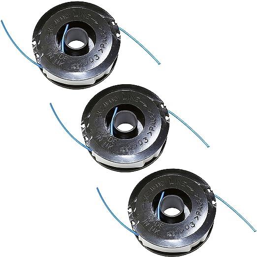 3 XFirst4Spares alimentación doble carrete y línea para la ...
