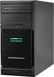 HP ProLiant ML30 Gen10 Tower Server with Intel Xeon E-2224, 16GB DDR4, 1TB HDD, RAID