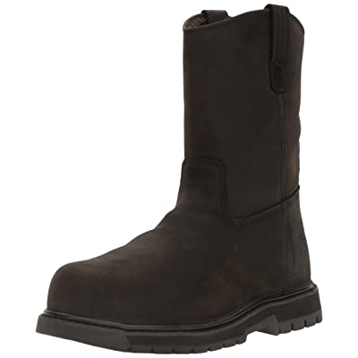 Muck Boot Men's Wellie Classic Comp Toe Work Boot | Industrial & Construction Boots