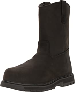 Amazon.com | MuckBoots Men's Wellie Classic Work Boot | Industrial ...