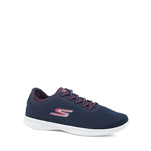 Navy 'Go Step Lite Dashing' trainers
