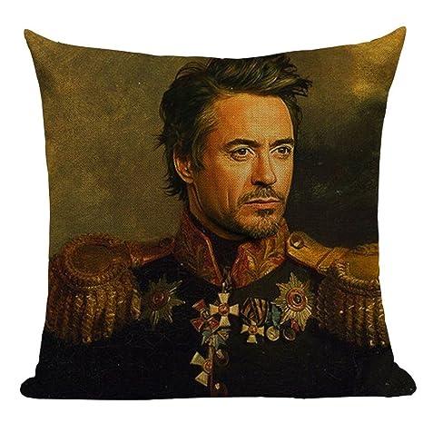 Amazon.com: pillowmillow almohada cubierta decorativa ...