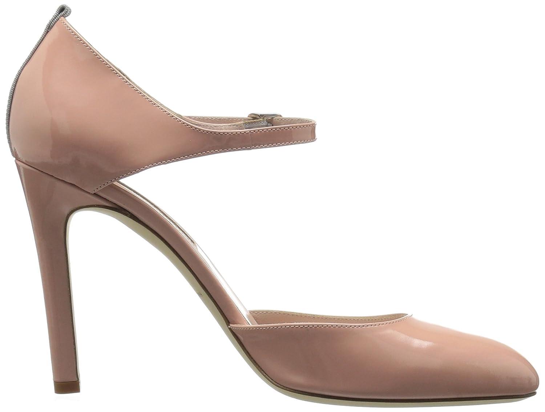 SJP Damen by Sarah Jessica Parker Damen SJP Campbell Riemchenpumps Pink (Bare Patent) f65c94