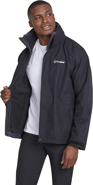 Berghaus Mens RG Alpha Gemini 3in1 Waterproof Jacket