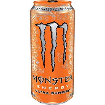 O In Monster Energy Drink