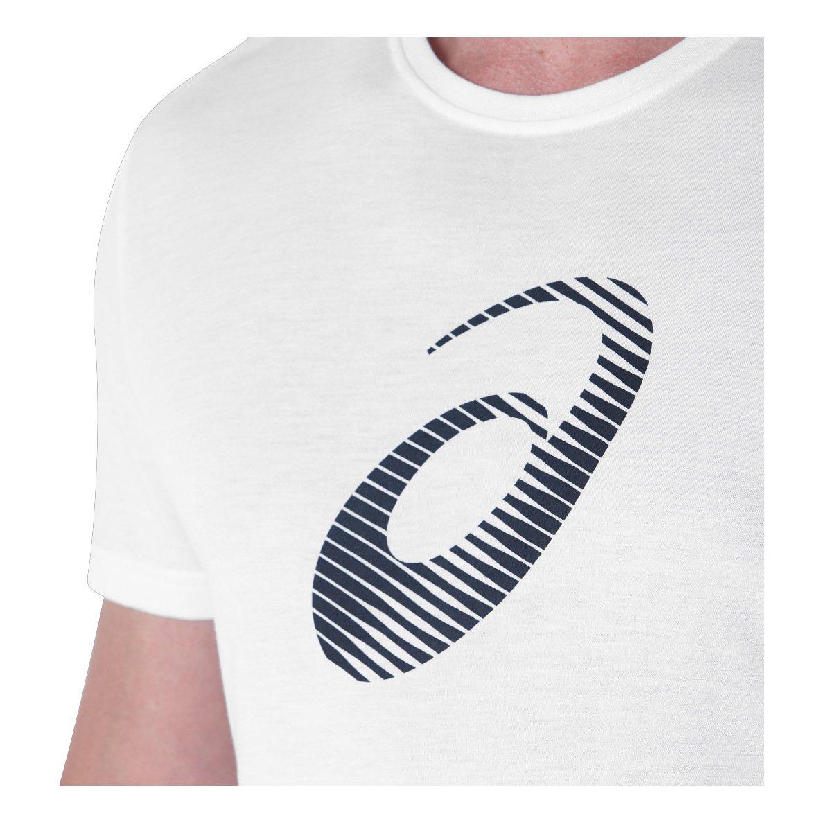 Maillot Asics Logo Top Logo ss top Streetwear
