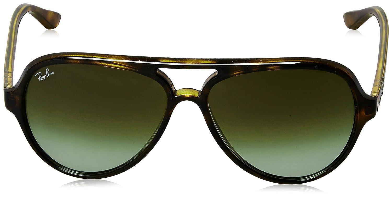 6a354d9089 Amazon.com  Ray-Ban Men s Cats 5000 Aviator Sunglasses