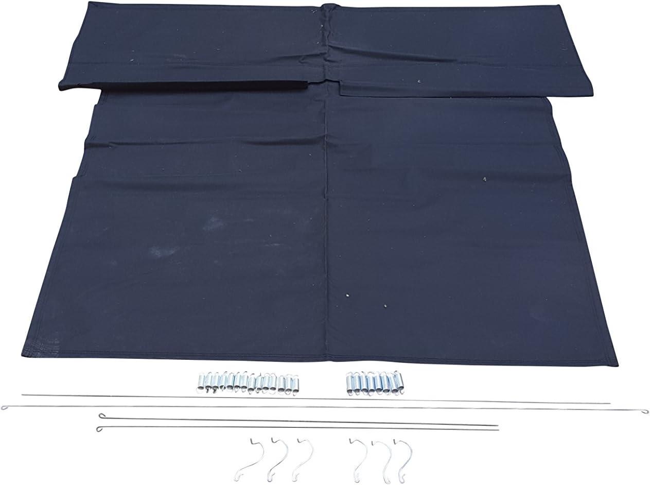 FR Sofa Sleeper Complete Bed Deck Repair Kit, Queen Residential 67 Inch Bed Deck, 900 Series