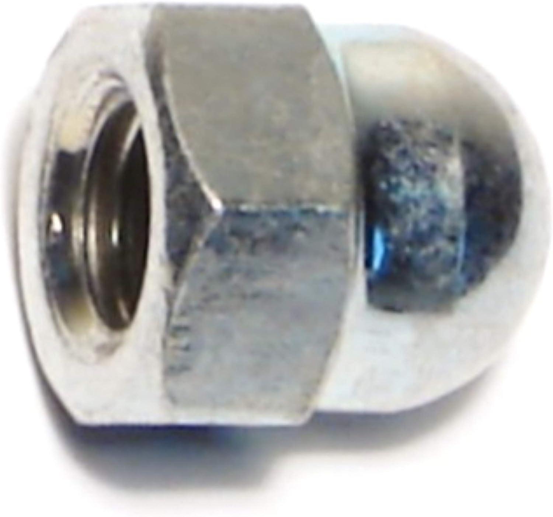Piece-3 8mm-1.25 Hard-to-Find Fastener 014973270117 Acorn Cap Nuts