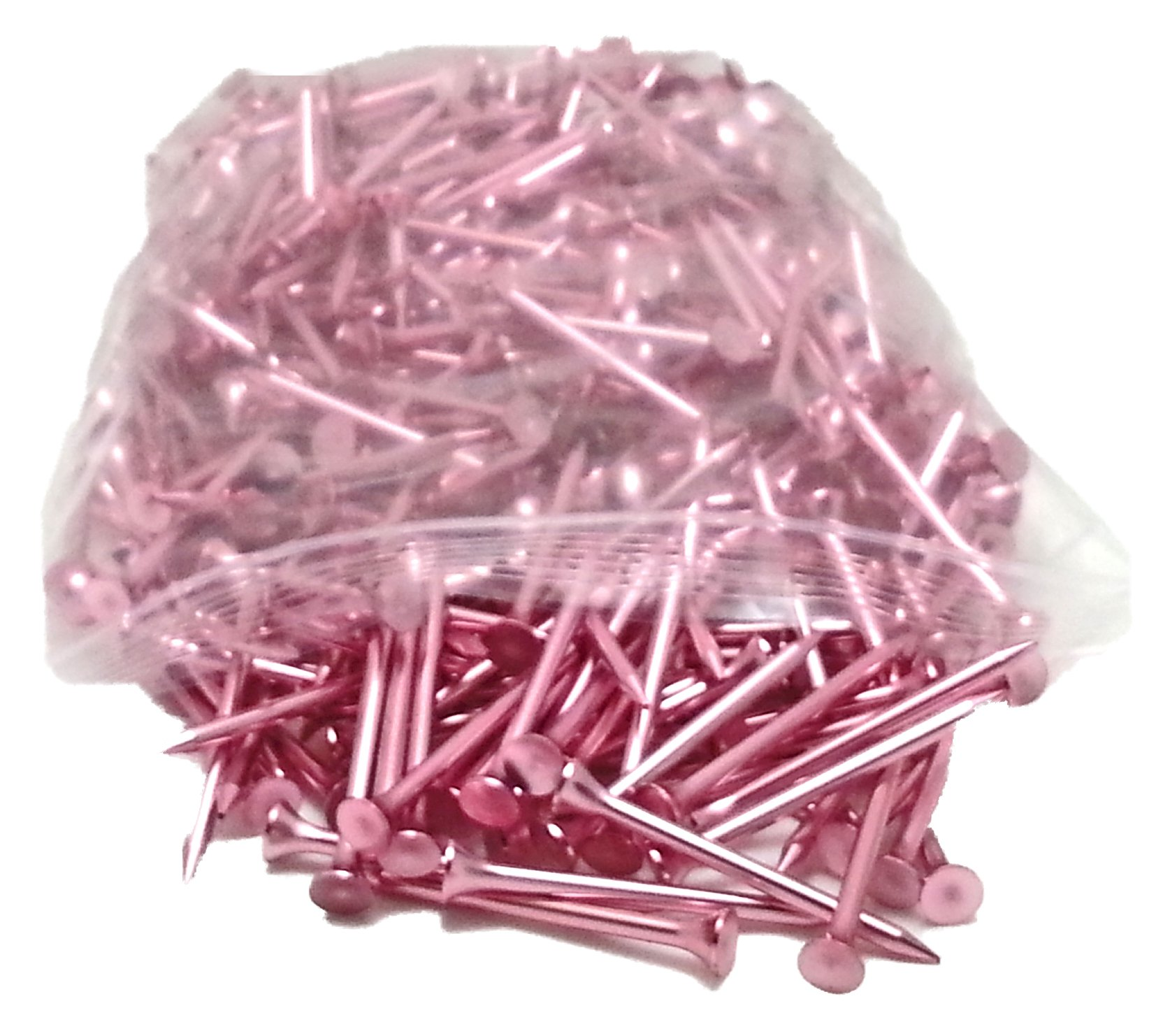 PROTEE Golf Tees (500-Pack), Pink Satin