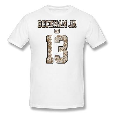 buy popular 38b1b 0f524 Men's Odell Beckham Jr New York Giants Salute To Service T ...