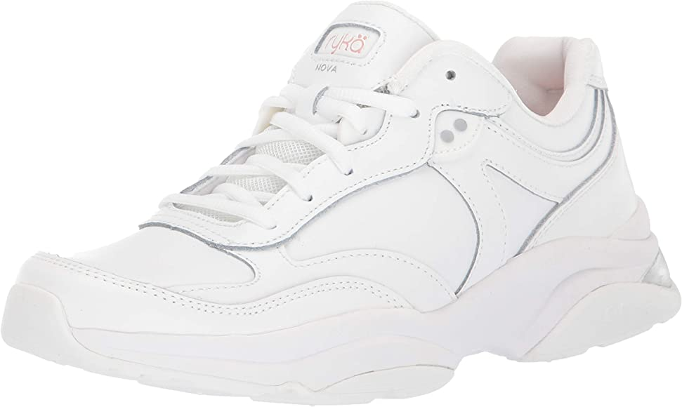 Ryka Women's NOVA Sneaker, White
