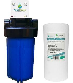 6W Acero Inoxidable UV Esterilizador Filtro Agua RO Sistema ...