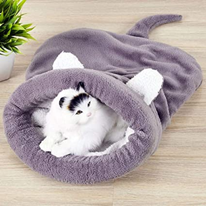 682964fcd80f Amazon.com : WEEKEND SHOP Dog Bed cat Bed Dog House Cute Cat ...