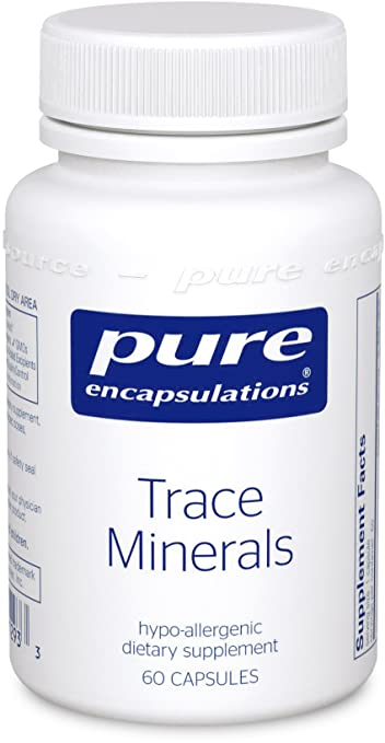 What Minerals & Supplements Help With Function