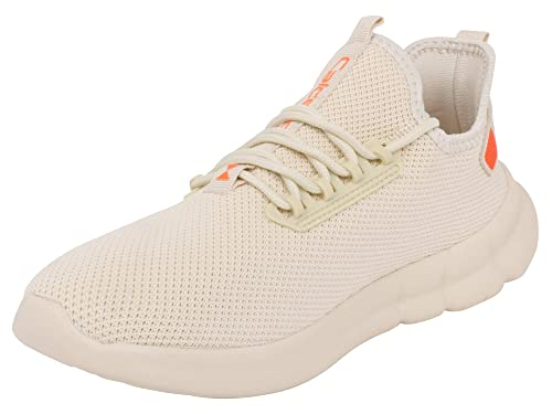 Buy calcetto Mens Sports Shoes Beige