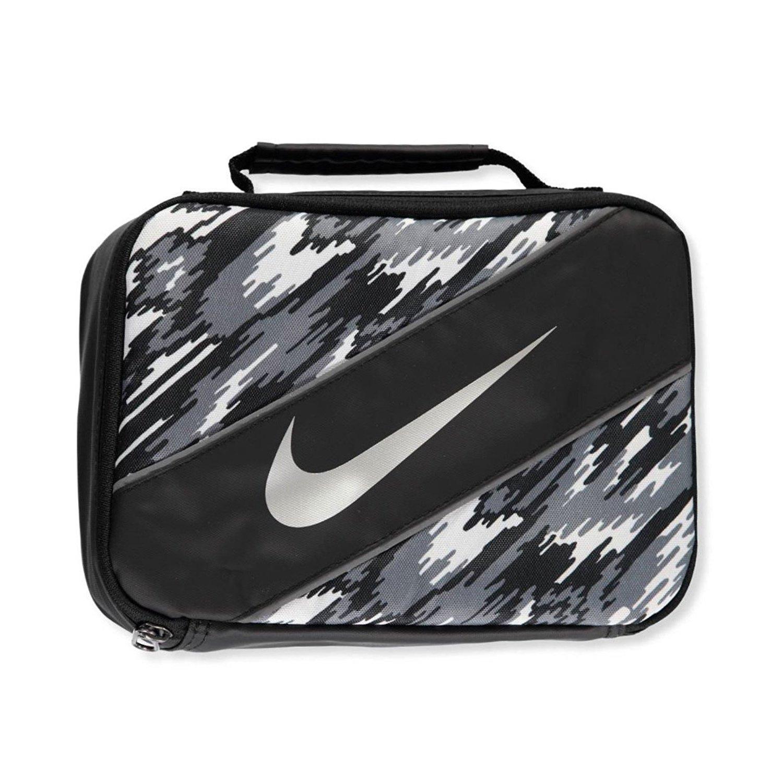 Nike Insulated Lunchbox - black/white, one size