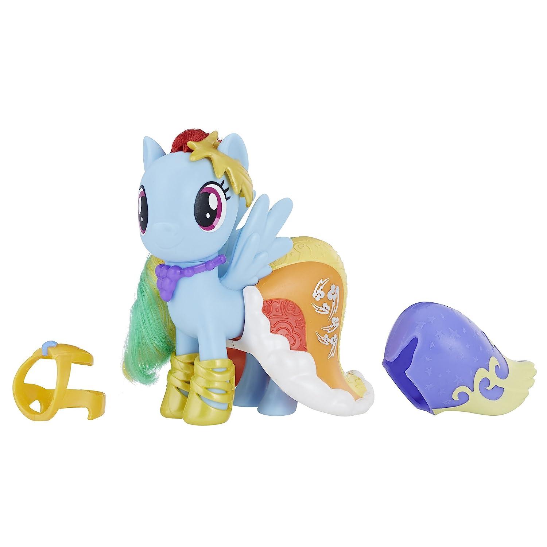 My Little Pony Snap-On Fashion Rainbow Dash