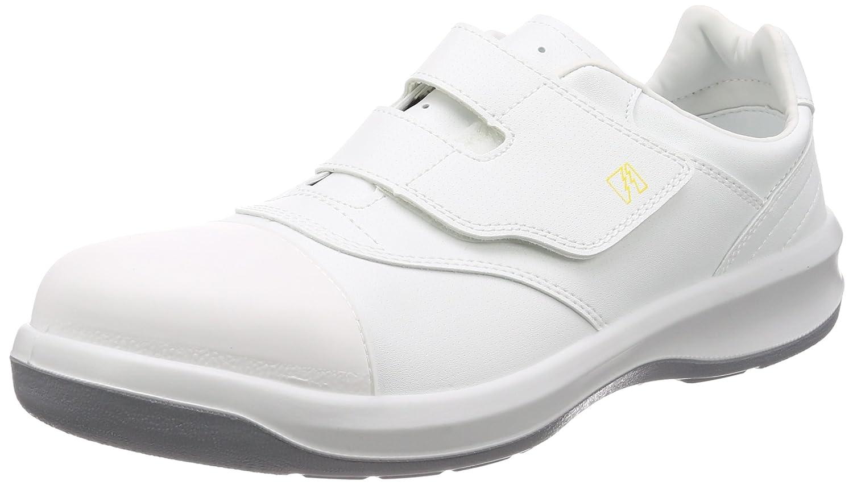 [ミドリ安全] 静電保護靴 JIS規格 クリーンルーム用 スニーカー GCR596 フルCAP B00FYODJDW ホワイト 27.0 cm 3E