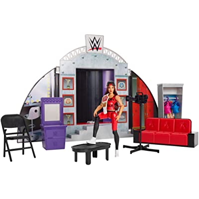 Mattel WWE Superstars Entrance Playset: Toys & Games