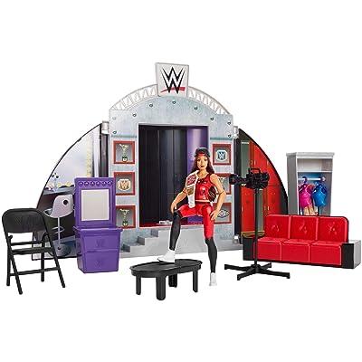 Mattel WWE Superstars Entrance Playset: Toys & Games