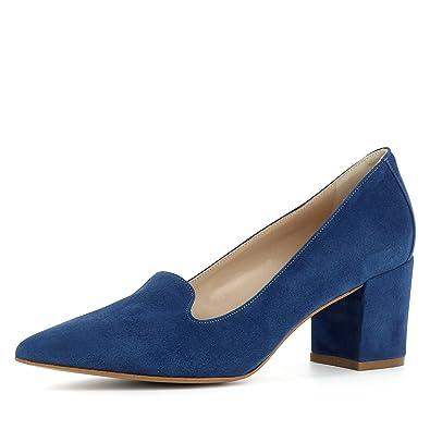 Chaussures Sacs Femme Romina Daim Et Evita Escarpins Shoes qZRa88