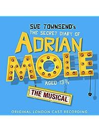 The Secret Diary of Adrian Mole Aged 13 3/4 - The Musical Original London Cast Recording