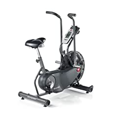 Schwinn AD6 Airdyne Exercise Bike (Black)