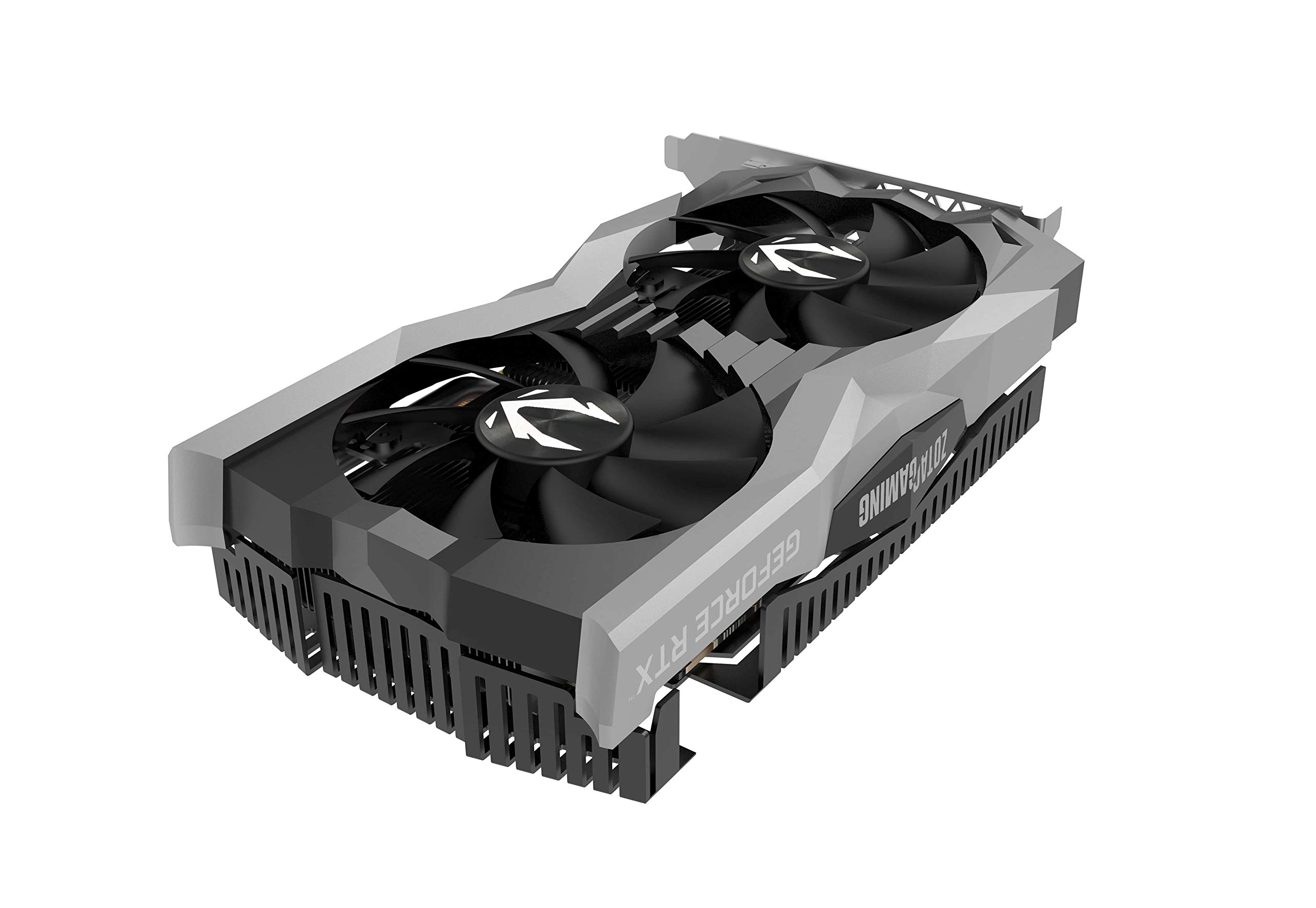 ZOTAC Gaming GeForce RTX 2060 Twin Fan 6GB GDDR6 192-bit Gaming Graphics Card, Super Compact, IceStorm 2.0, ZT-T20600F-10M by ZOTAC (Image #10)
